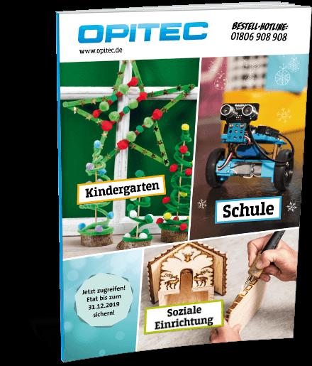OPITEC Weihnachts-Angebote 2019